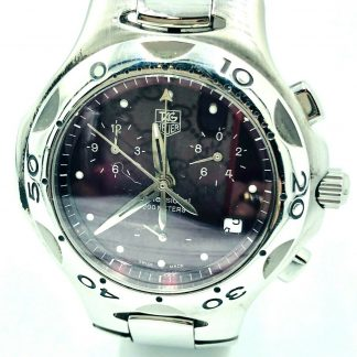 Tag Heuer Professional Chronograph Watch CL1113-0