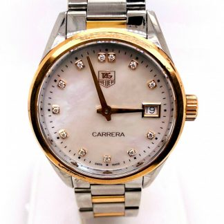 Tag Heuer Carrera Diamond Ladies Watch