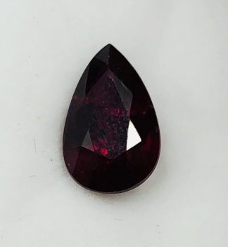 2.56 Natural Ruby non heat treated gemstone