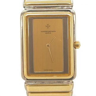 Vintage Vacheron Constantin Harmony 18ct Yellow Gold SS Watch