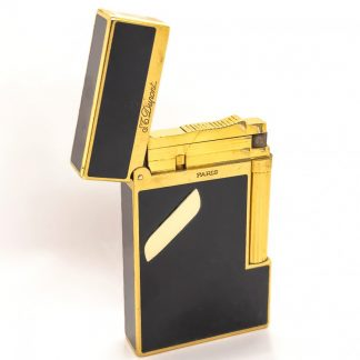 S.T. Dupont Ligne Gold Cigar Lighter