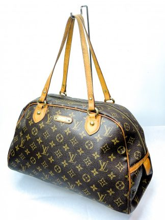 Louis Vuitton Monogram Montrogueil GM Bag
