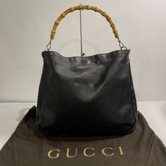 Gucci Bamboo Hobo Bag