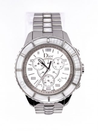 Dior Christal Chronograph Watch