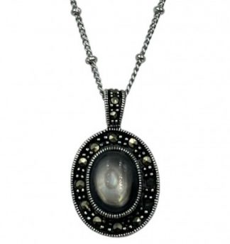 925 Sterling Silver Necklace & Pendant