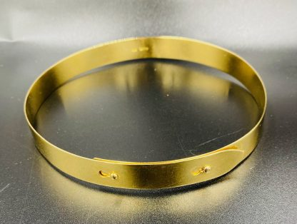 18ct Yellow Gold 'Hardy Brothers' Collar with Valuation