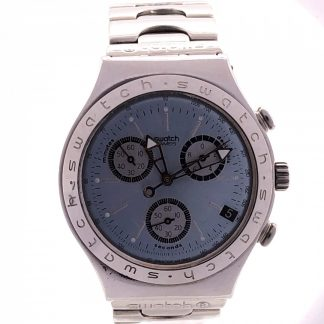 Swatch AG 1997 Irony Chronograph Men's Watch