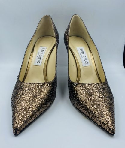 Jimmy Choo Love 85 Sequin Pumps