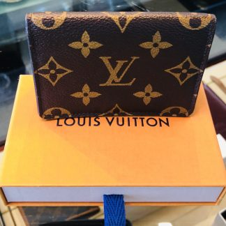 Louis Vuitton Business Card Holder Wallet