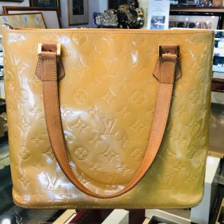 Louis Vuitton 'Houston' Monogram Vernis Handbag