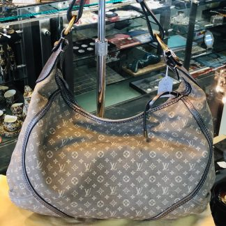 Louis Vuitton Mini Lin Manon Hobo Handbag