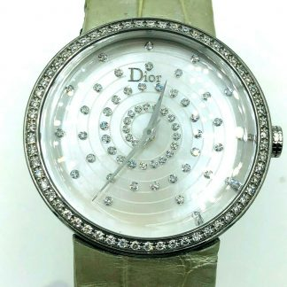 Dior La D Da CD042112 Diamond Watch