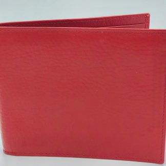 Rolex Red Wallet With Coin Pocket