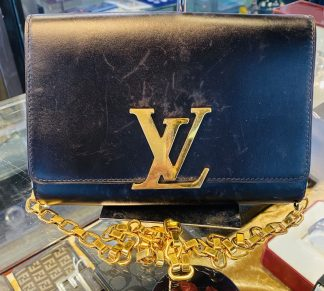 Louis Vuitton Louise Chain GM Bag