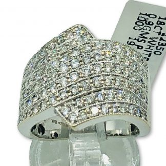 9ct Yellow & White Gold 0.50cts Diamond Bracelet with Valuation