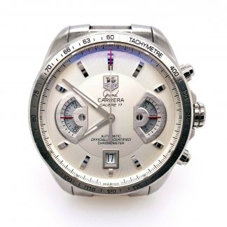 TAG Heuer Grand Carrera CAV511B Cal.17 Automatic Watch