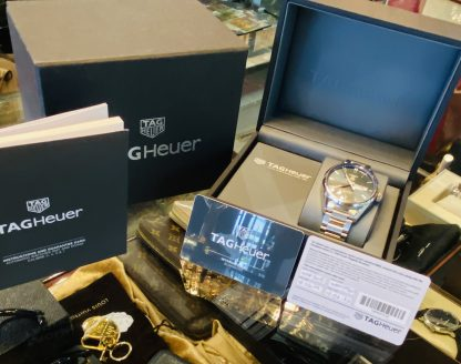 Tag Heuer Calibre 5 Automatic Watch WAR201E