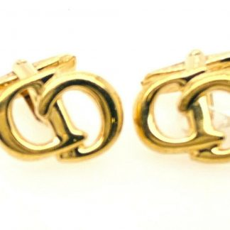 Christian Dior CD Cufflinks