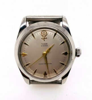 Tudor - Rolex Oyster Big Rose Wind Up Watch
