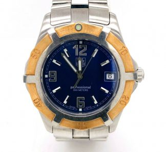 Tag Heuer Professional Watch WN1150