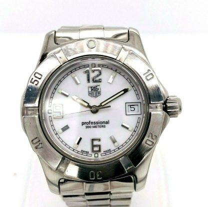 Tag Heuer Professional Watch WN1211