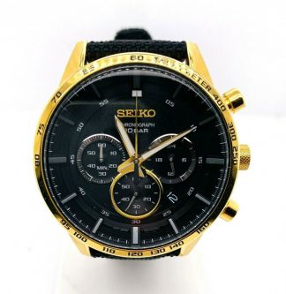 Seiko Men's Chronograph Watch 50th Anniversary Limited Edition