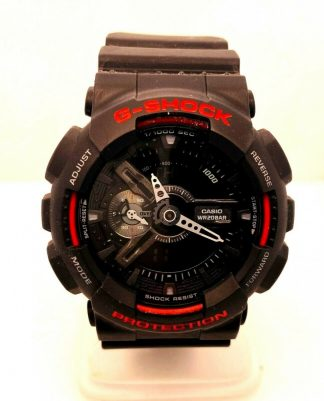 Casio G-Shock Watch GA-110HR