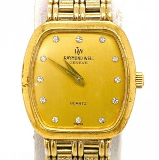 Raymond Weil Vintage Silver 925 Geneve Ladies Watch 5821