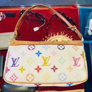 Louis Vuitton Multicolour Monogram Pouchette