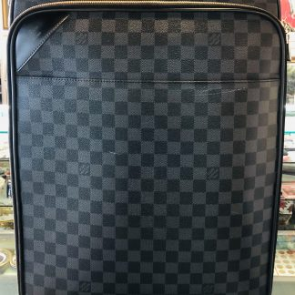 Louis Vuitton Pegase Legere 55 Business Damier Suitcase