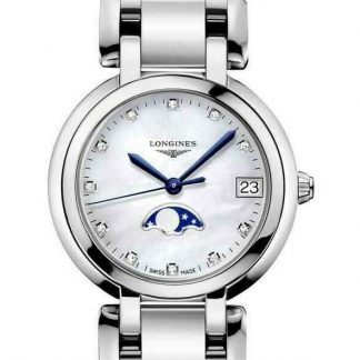 Longines Primaluna Diamond Watch L8.115.4