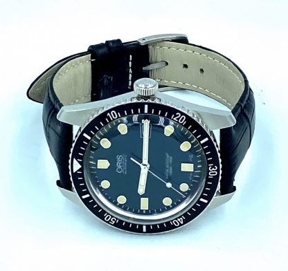 Oris Divers Green Dial Automatic Watch