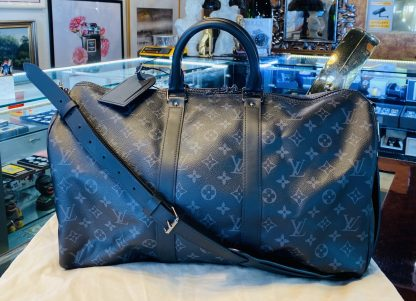 Louis Vuitton Keepall Bandouliere 45 Travel Bag
