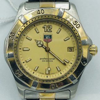 Tag Heuer Professional watch WK1121