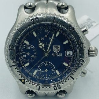 Tag Heuer Link Automatic Chronograph Watch CG2111-RO