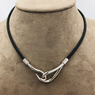 Hermes Jumbo Hook Necklace/Bracelet
