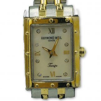 Raymond Weil Geneve Tango Ladies Watch 5971