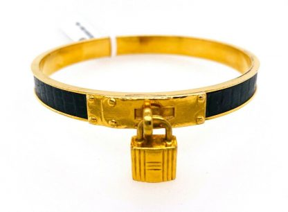 Hermes Kelly Cadena Bangle