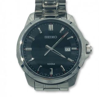Seiko Mens Quartz Watch 6N42 OOJO